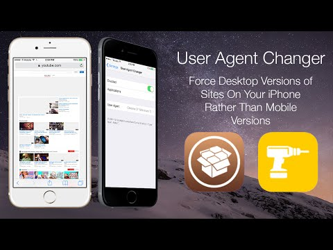 User Agent Changer: Force Desktop Versions of Sites On Your iPhone Rather Than Mobile Versions