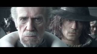 Final Fantasy XV - Kingsglaive - 12 Minutes | official FIRST LOOK clip (2016)