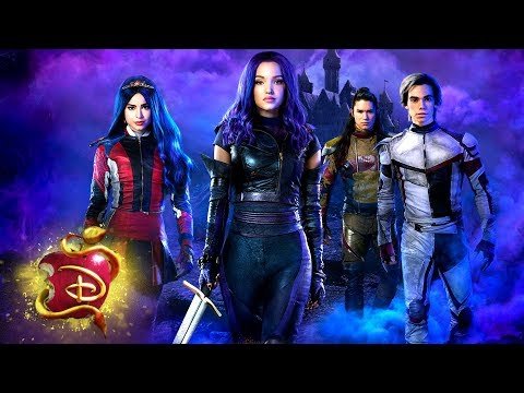 Xxx Mp4 Official Trailer 🎥 Descendants 3 3gp Sex