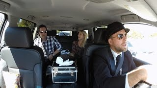 Kevin the Car Driver and the Honeymooners