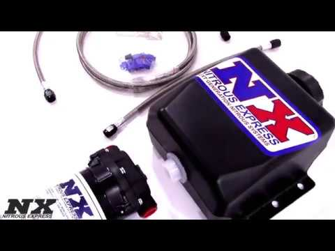 EFI Stage 1 Water/Meth System from NX