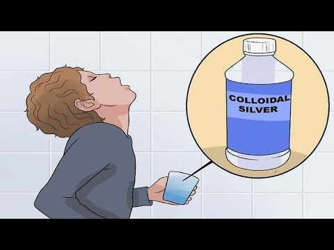 7 Reasons To Have A bottle Of Colloidal Silver In Your Home