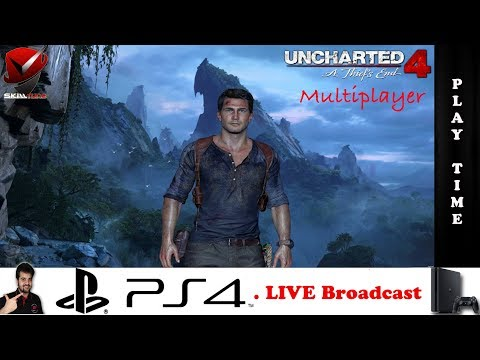Uncharted 4 Multiplayer | King of the Hill | Funny Moments |