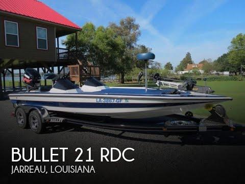[SOLD] Used 2010 Bullet 21 RDC in Jarreau, Louisiana