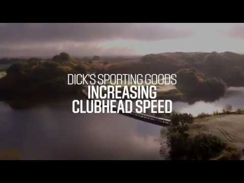 Golf Drill and Warmup: Increasing Clubhead Speed