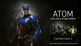 Injustice 2 - The Atom!