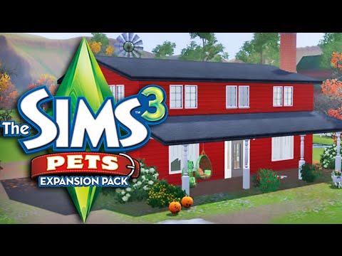 THE SIMS 3 || PETS | FARM HOUSE RENOVATION!