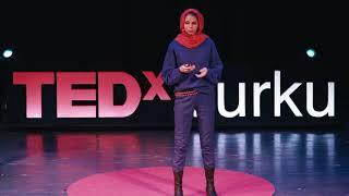 The Punk Rock Hijabi | Sara Salmani | TEDxTurku