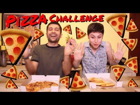 Mega Pizza Challenge! 🍕