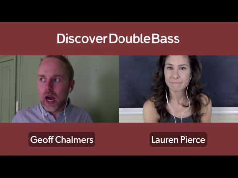 How to Reduce Blisters & Build Calluses for Double Bassists - Ask Geoff & Lauren