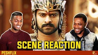 Baahubali 2 - The Conclusion | Interval Scene Reaction | Prabhas | PESHFlix Entertainment
