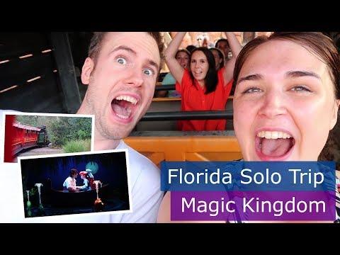 Day 6 | Magic Kingdom | Walt Disney World solo trip | Florida 2017