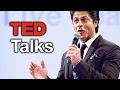 Shahrukh Khan's NEW TV SHOW - TEDTalks - DETAILS OUT