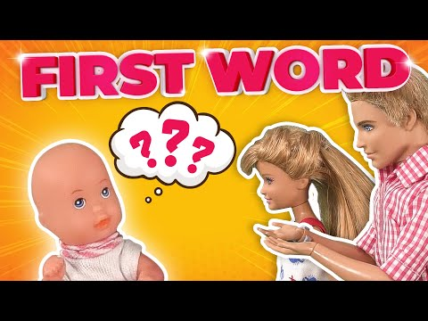 Barbie - Tommy's First Word | Ep.160