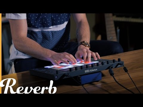 Xxx Mp4 Using Ableton Push As A Keyboard With JNTHN STEIN Reverb Demo Video 3gp Sex