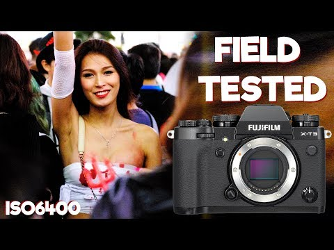 Fujifilm X-T3 - FIELD TESTED - World's Best Mirrorless APSC Camera?