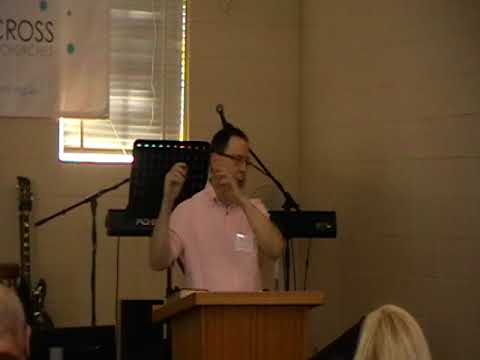 Ken Fish speaks at Encounter Christian Fellowship SCAC Advance 03.18 Session 2