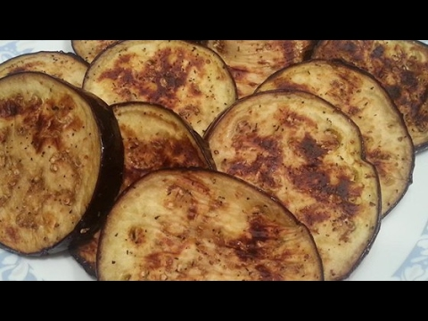Easy Eggplants a la Dawlish Recipe