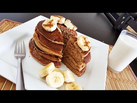 Banana Oats Pancakes| Quick, Easy 'n Healthy Breakfast Recipe