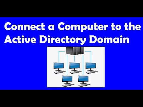 How to Join a machine to an existing Domain