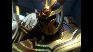 Power Rangers Mystic Force - Light Source - Megazord Fights (Episode 29)