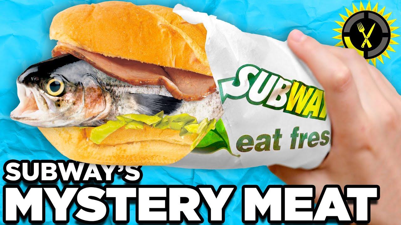 Food Theory:SubwayTuna Is NOT Fish? ft. TheOdd1sOut
