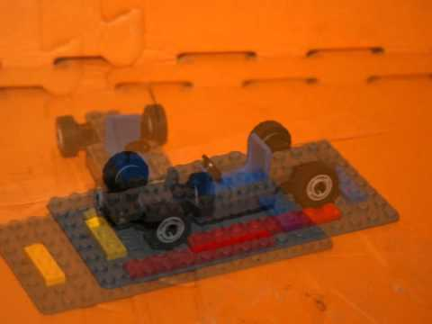 How to make an AWESOME lego sports car Part 1