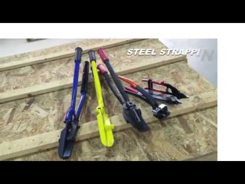 H Series Steel Strapping Cutters