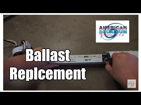 American Aquarium Products- 110 Watt UVc Ballast Replacement