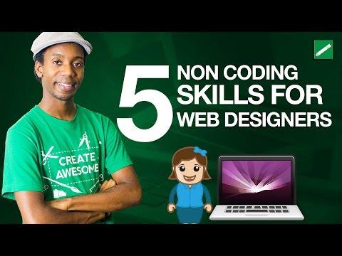 Web Design | 5 Skills a Web Designer Needs Beyond HTML
