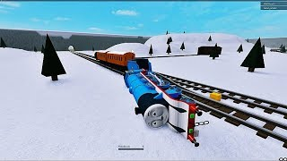 The World of Thomas Explore the Island, Collect Freight, or Find Secrets Roblox 3