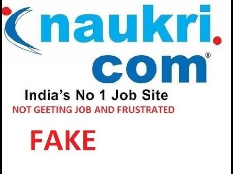 Not getting job from Naukri.com(Why?)|Solution to get calls for job |Freshers and Experience Job