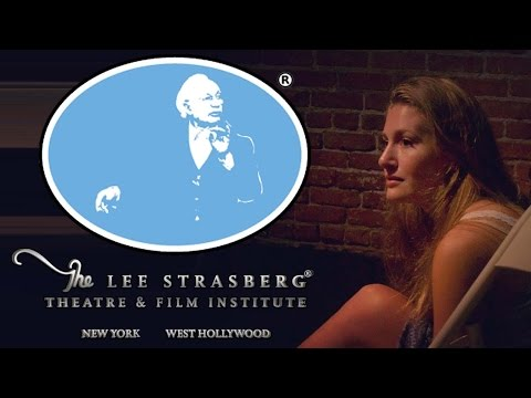 Creating A Character - Acting Tips with David Strasberg