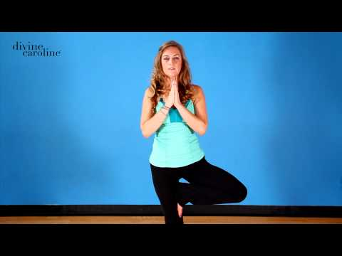 Yoga Poses that Improve Balance