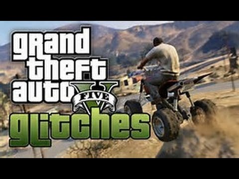 GTA 5: Attach Gun to Steering Wheel Glitch! SOLO! After 1.26 Patch