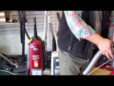 How to Replace Dyson DC25 Vacuum Hose - Highlands Ranch, Denver, Colorado