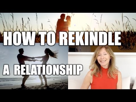 """How to rekindle a relationship"" – (when marriage is falling apart)"