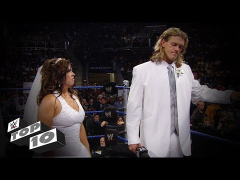 Xxx Mp4 Superstar Weddings Gone Wrong WWE Top 10 3gp Sex