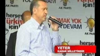 Ak Parti 2007 Ankara Mitingi