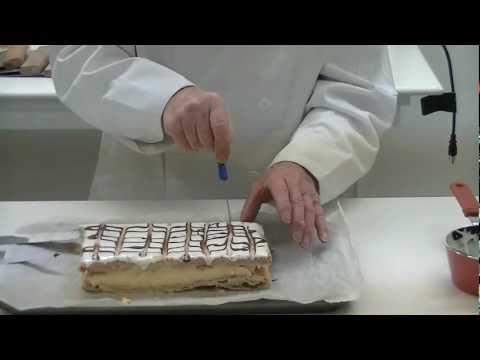 How to make a Neapolitan or custard slice