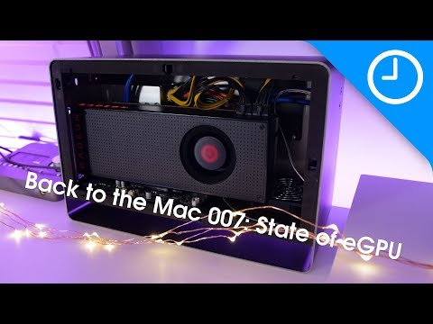 Back to the Mac 007: State of eGPU [9to5Mac]
