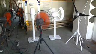 New Wind Energy  Technology