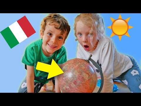 ☀️The Kids Choose Our Summer Holiday!   Family Travel   How To Be A Dad