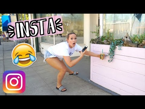 Instagram in Real Life!! AlishaMarieVlogs