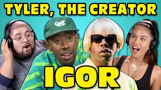 Download Generations React to Tyler, the Creator - IGOR (Full Album Reaction) Video