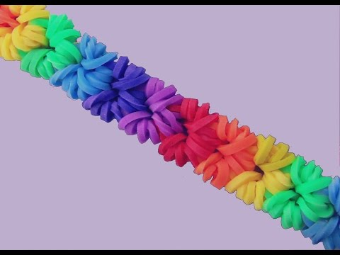 rainbow loom bracelet  12