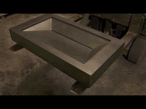 Concrete Sink Molds - Create your own Concrete Sink for just $295 + s/h!