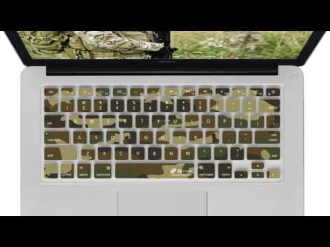 KB Covers Camo Keyboard Cover