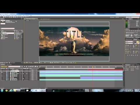 TUTORIAL: COLUMBIA Intro HD