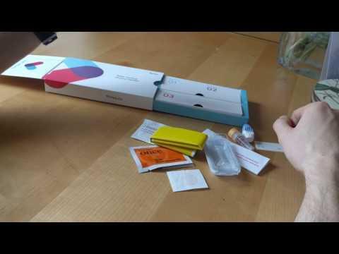Thriva Blood Testing Kit